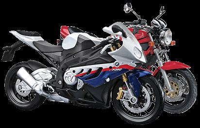Bemoto Multi Bike Cover - BMW S1000 RR and Suzuki Bandit 600 F