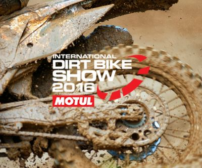 The International Dirt Bike Show 2016