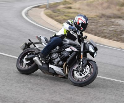 Triumph Street Triple 765 Review