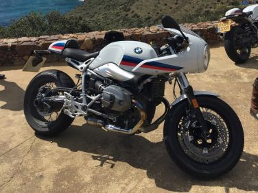 BMW RnineT Racer 2017 Review