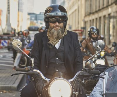 Distinguished Gentlemans Ride London 2017