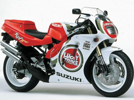 Suzuki Rgv 120 Specifications