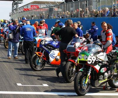 Endurance Legends 4 hour classic bike race 2018