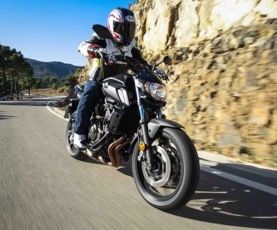Yamaha MT-07 2018 Review