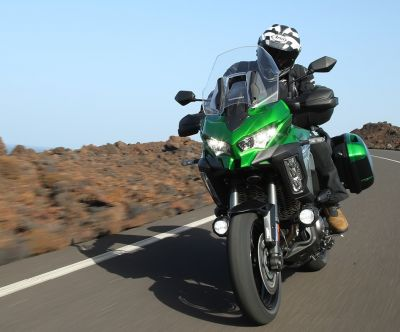 2019 Kawasaki Versys 1000 – first ride
