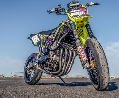 Awesome 149bhp Suzuki RM-Z1000 Custom