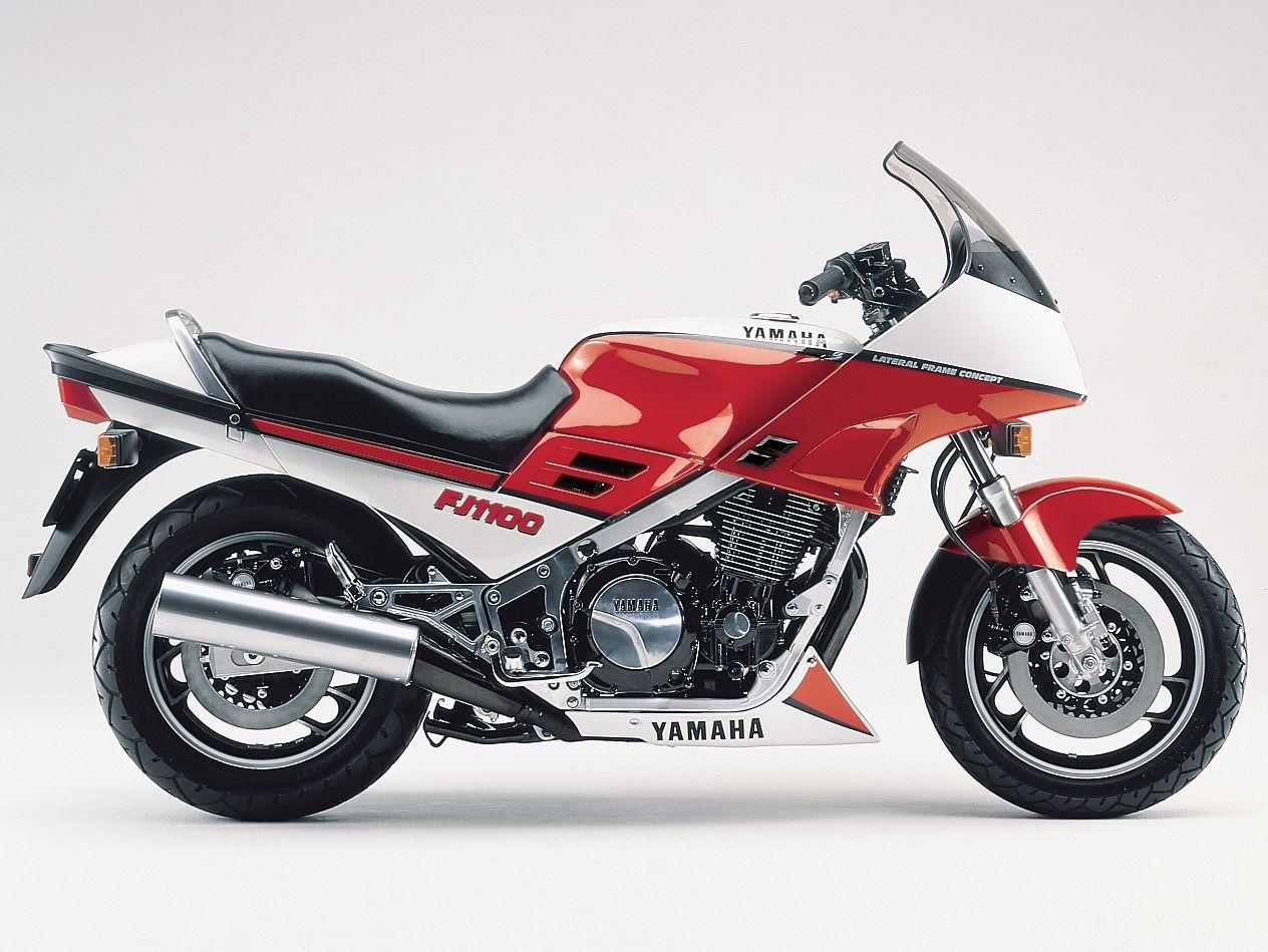 Modern Classics: Yamaha FJ1100 FJ1200 | BeMoto