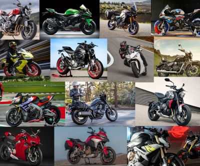 New Motorbikes for 2021 Roundup