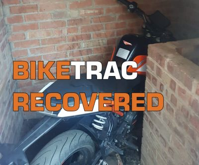 BikeTrac Interview - Motorbike Trackers