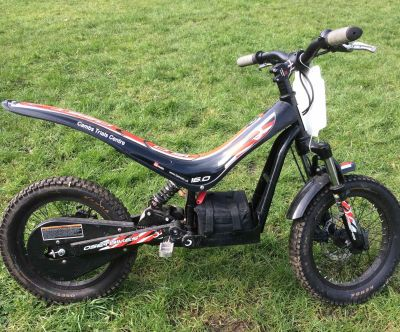 Children's Electric Trials Bikes