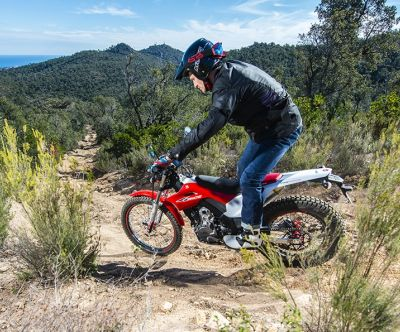 ​Off-road riding: Five essential techniques