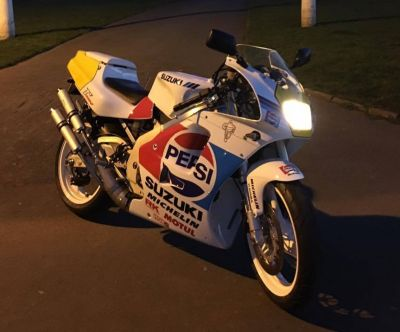 Readers Post: My Suzuki RGV 250 VJ22