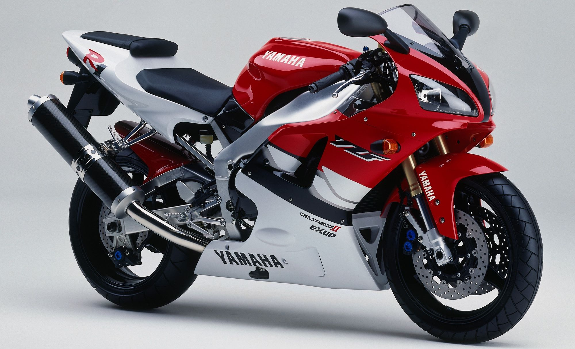 1999 Yamaha YZF-R1 Red