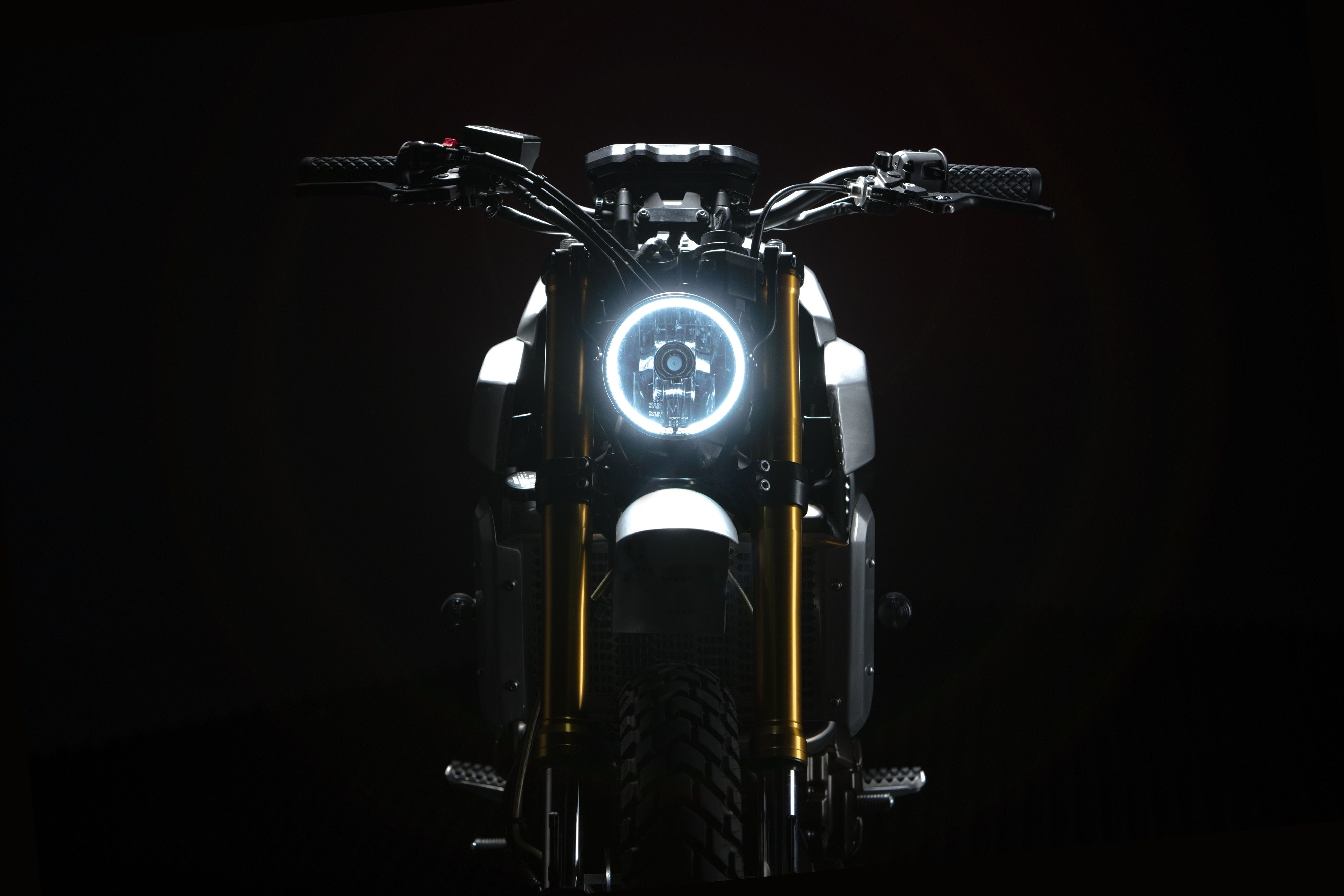XSR700 Halo Headlamp