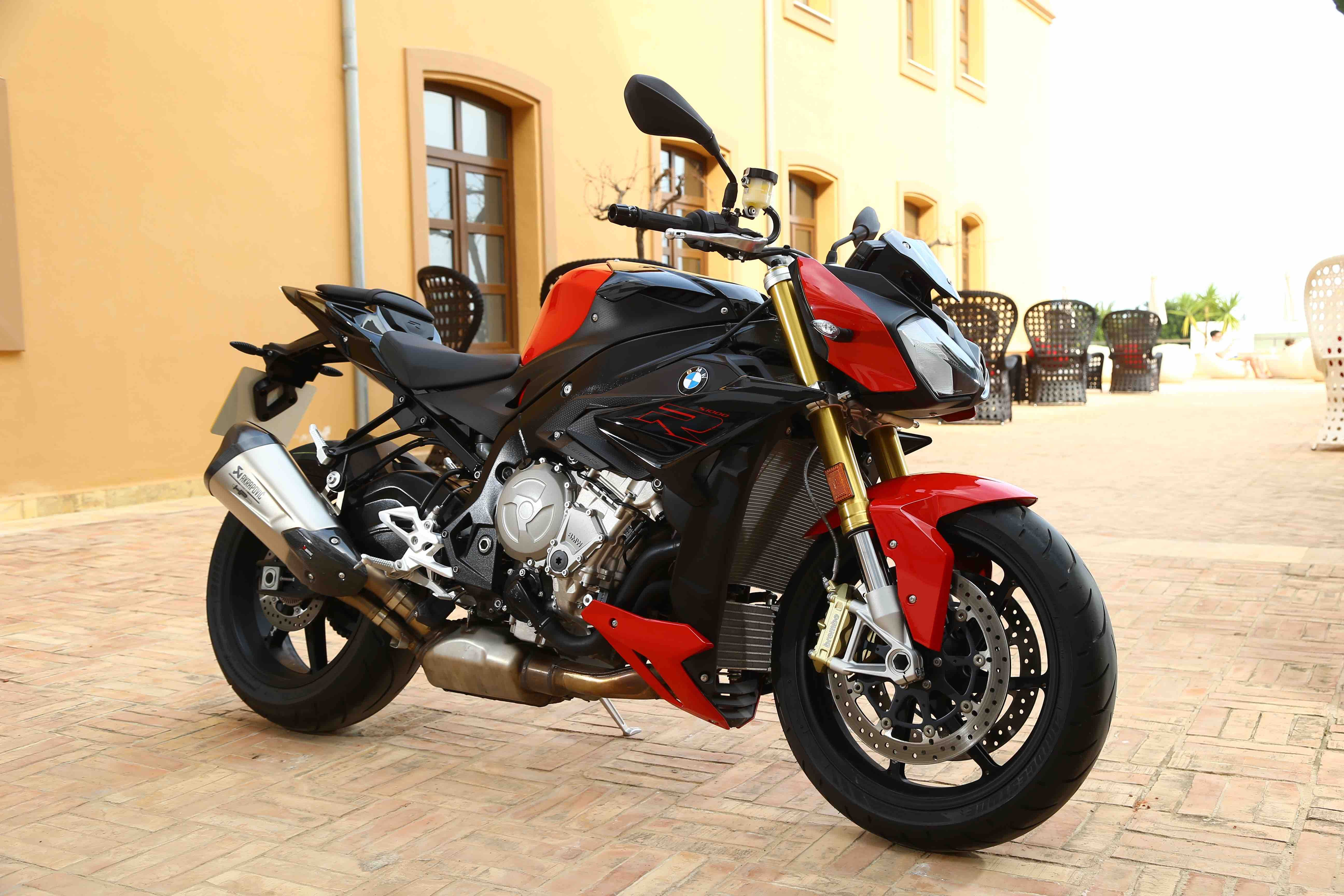 BMW S1000R 2017 Spain Launch
