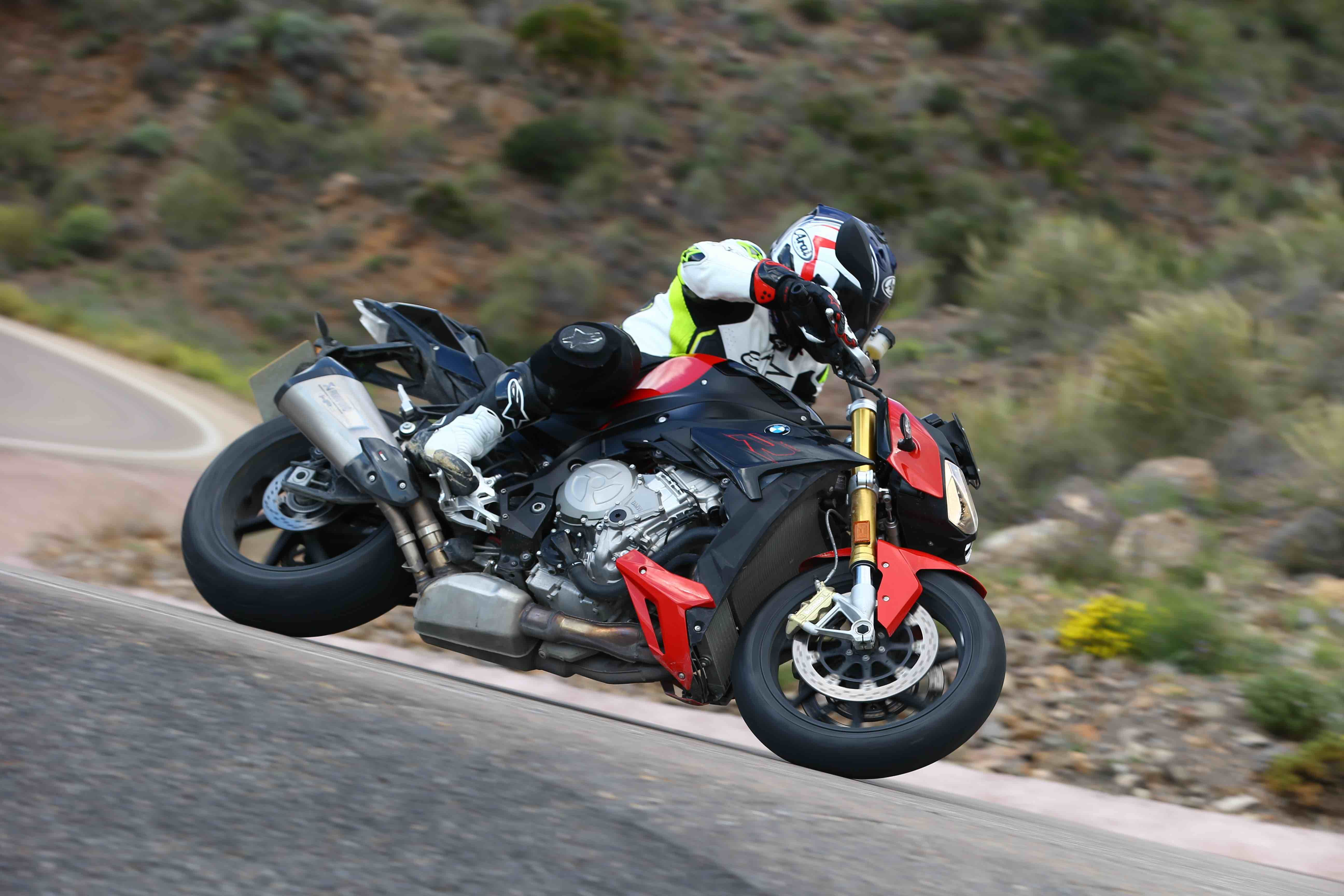 BMW S1000R 2017 Road Test