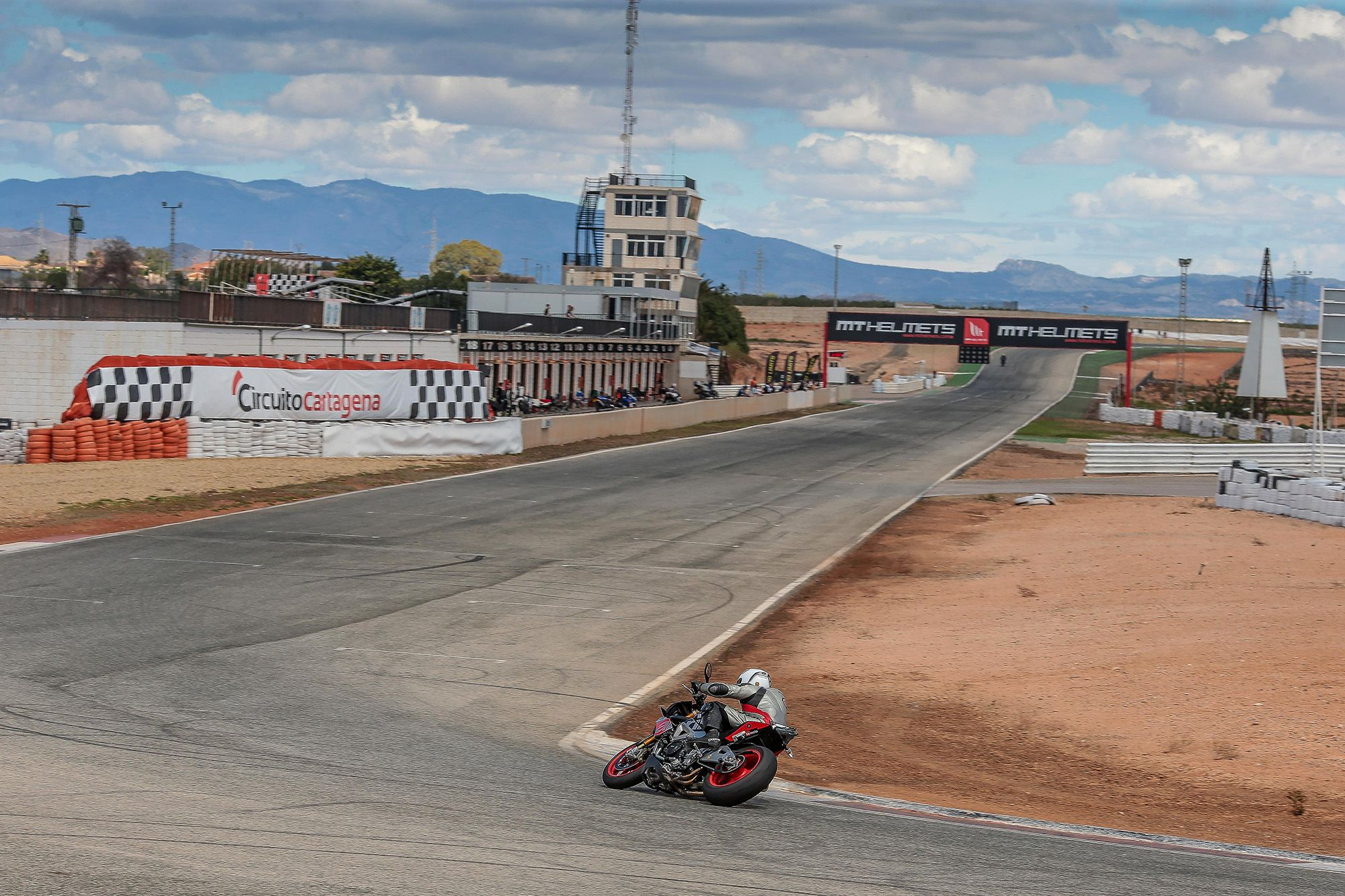 Kar Lee Cartagena Trackday Spain