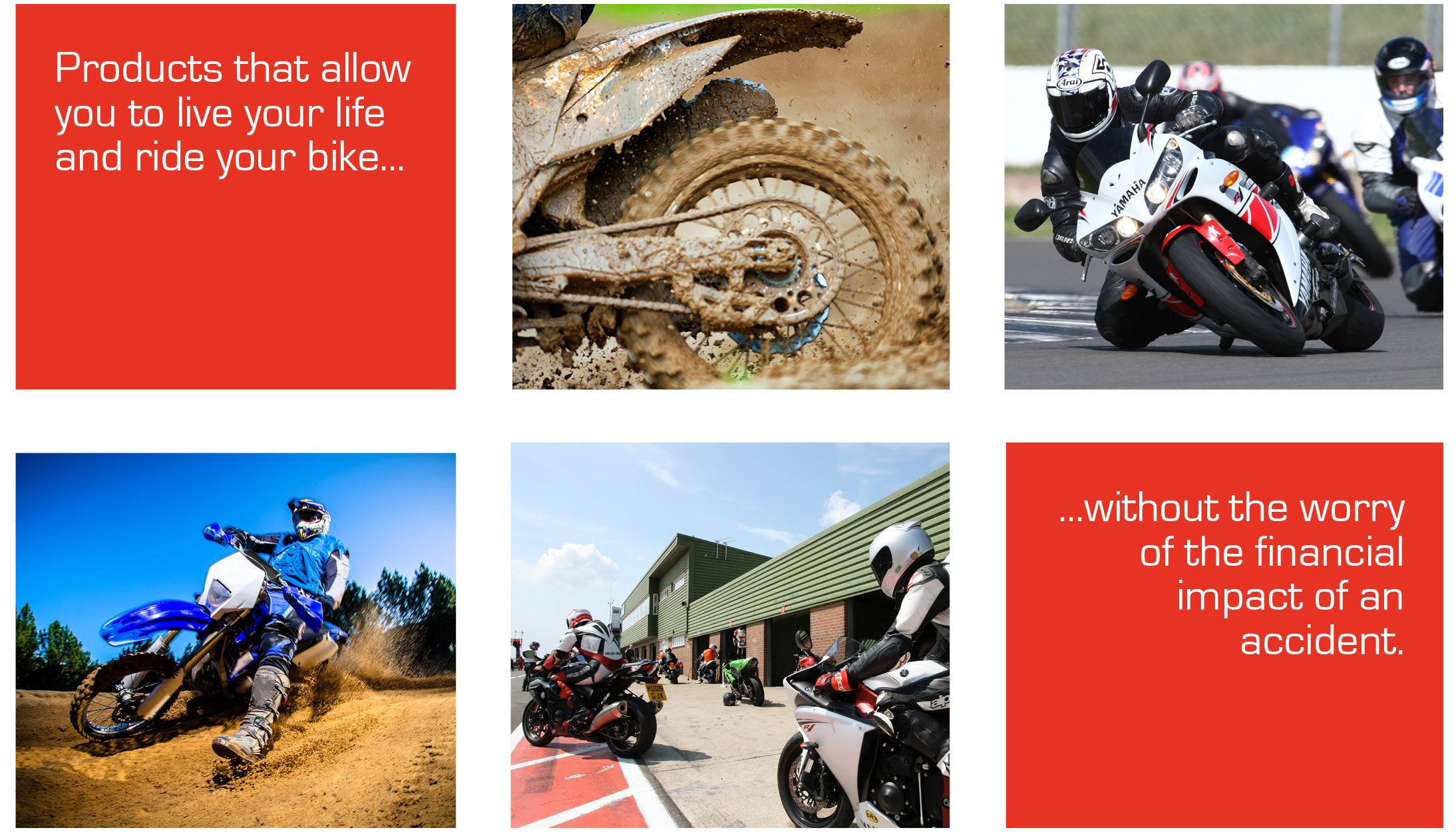 BeMoto Biker Personal Injury Plans