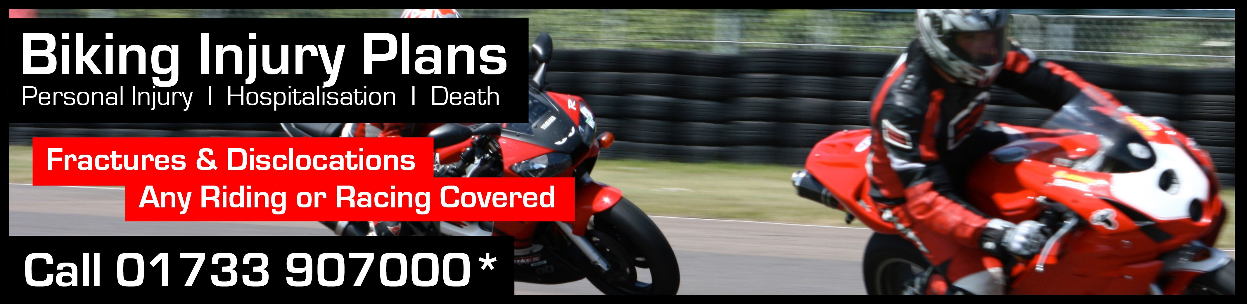 Motorcycle Sports Injury Insurance