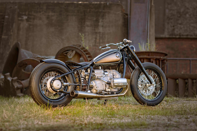 Bmw R5 Hommage Custom Motorcycle Bemoto