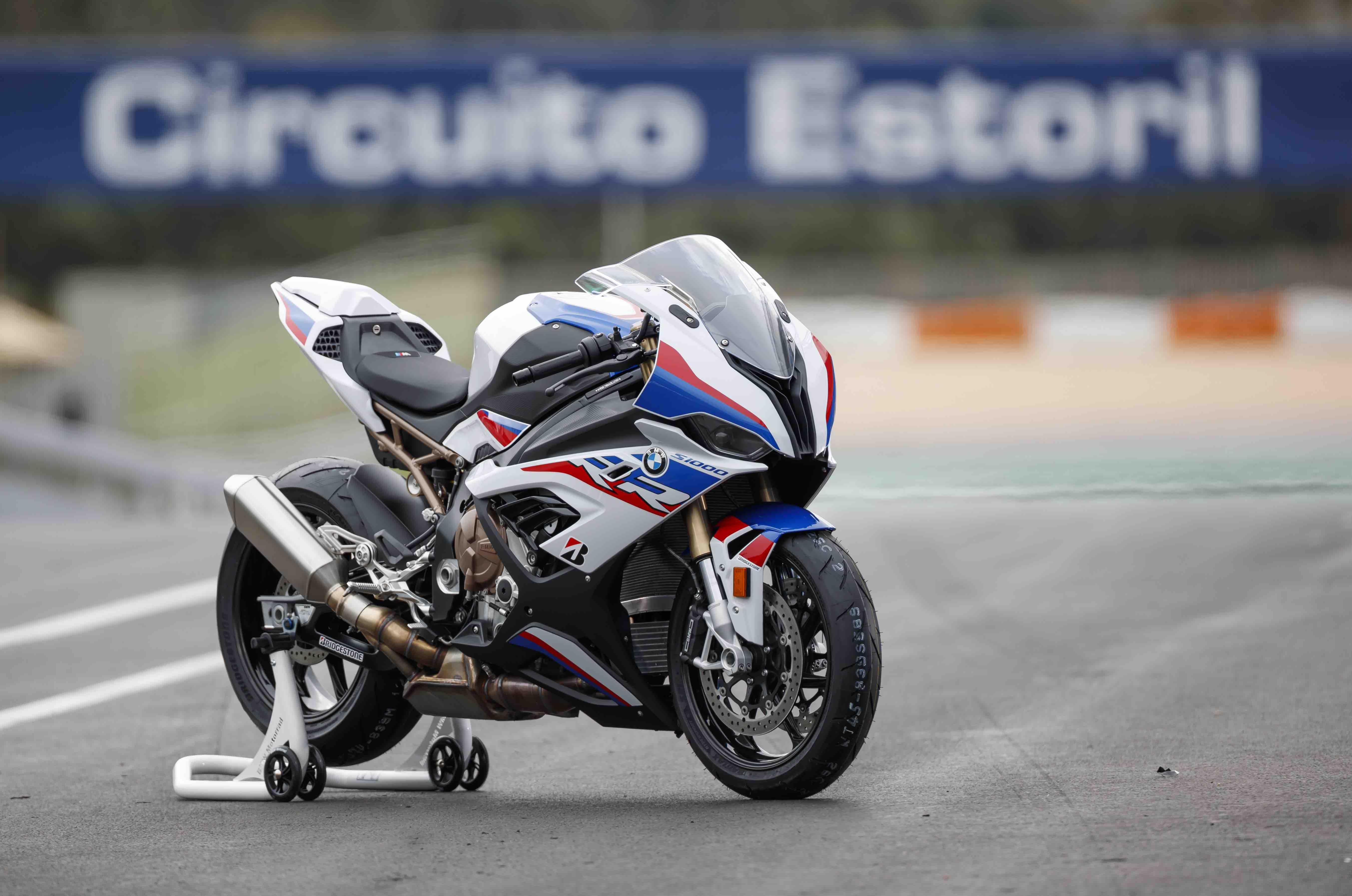 BMW S1000RR 2019 at Estoril