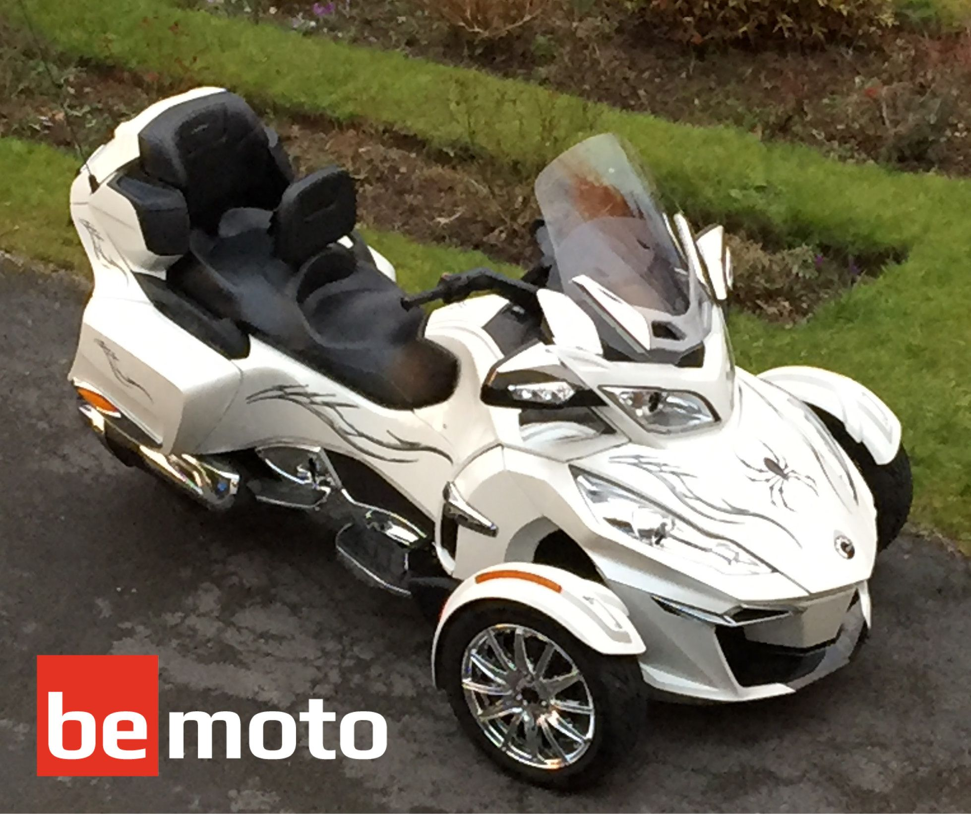 Can-Am Spyder Insurance