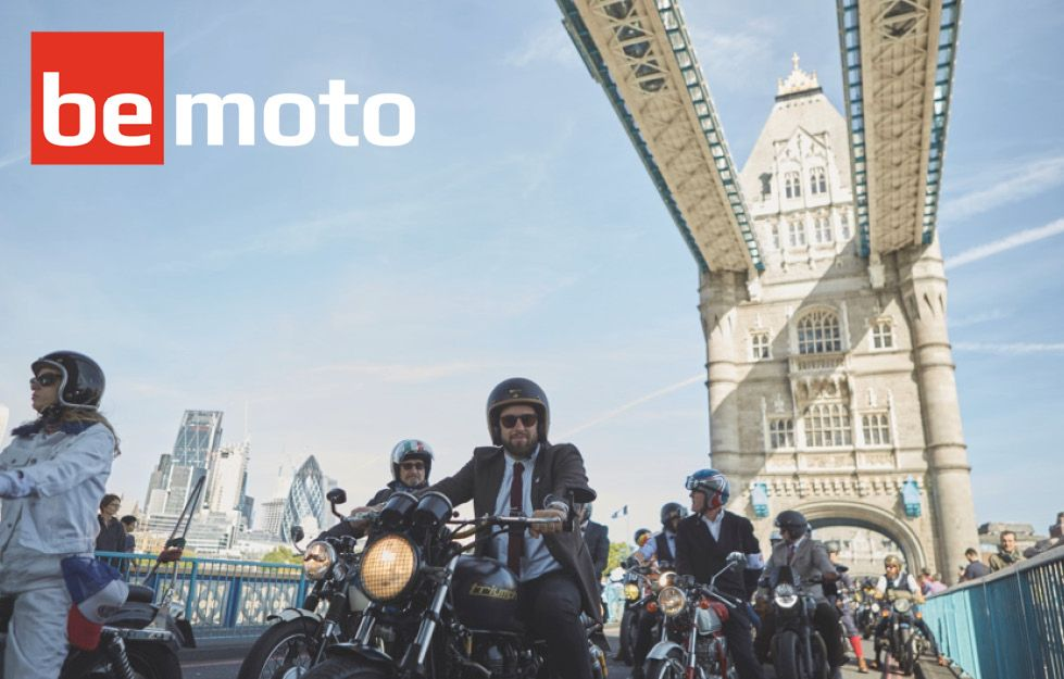 DGR 2017 London Bridge BeMoto