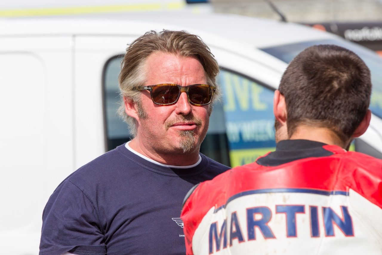 Charley Boorman Dirt Quake