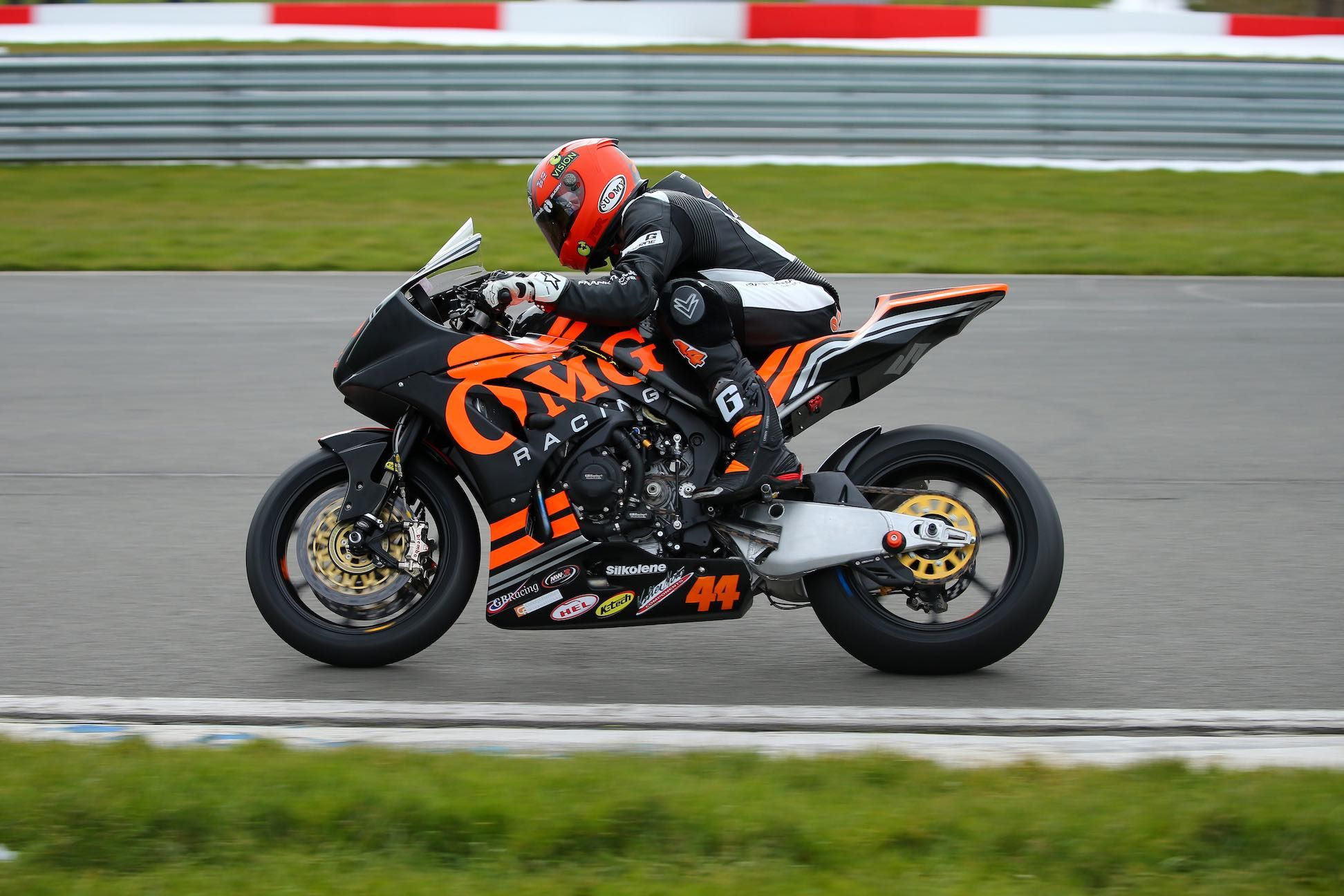 Gino Rea OMG British Superbike