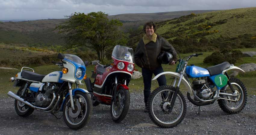 Investing in Classic and Vintage Motorcycles | BeMoto