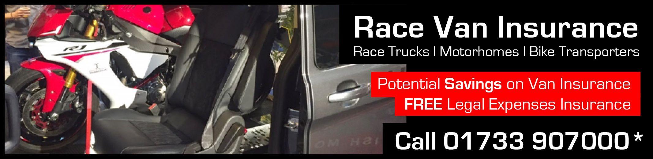 Race Van Insurance