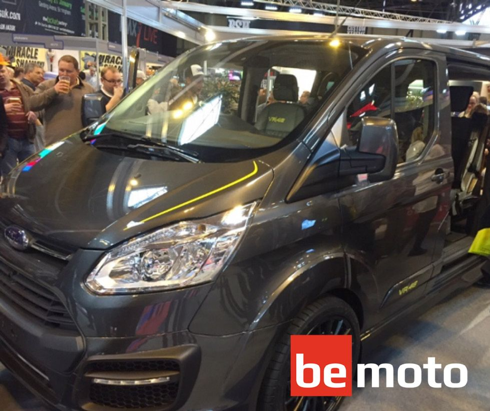 BeMoto Race Van Insurance
