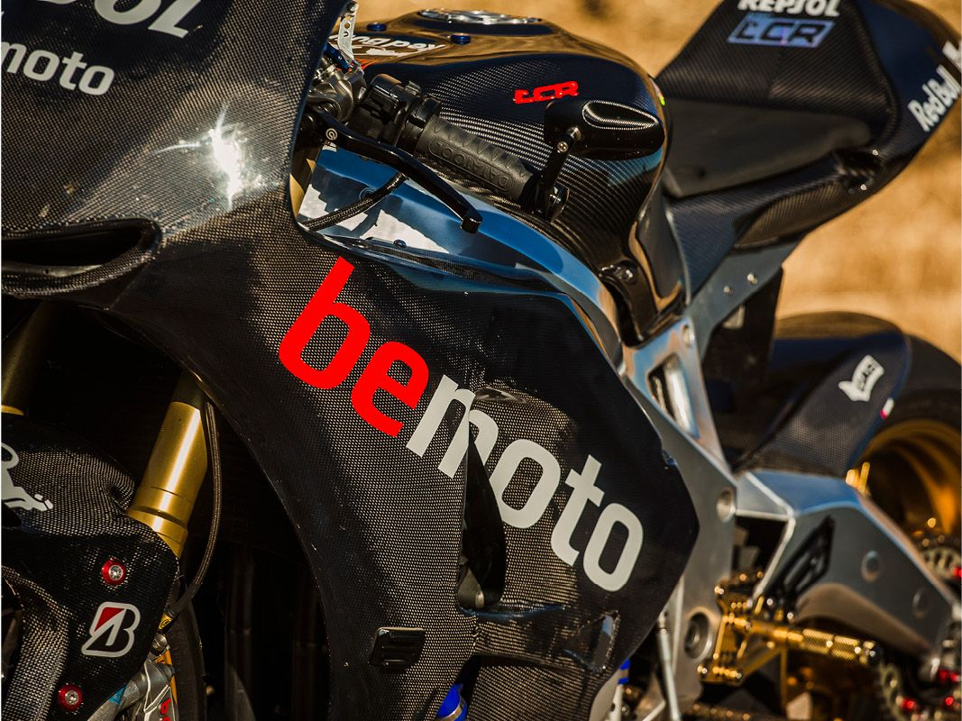 BeMoto Modified LCR Fireblade
