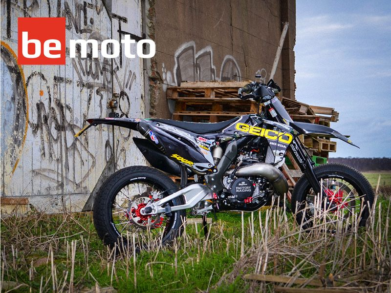 BeMoto Customer CR500 Special