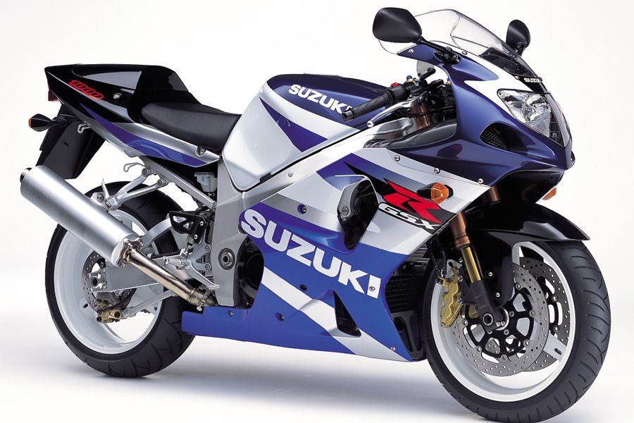 Suzuki GSX-R1000 K2 front on
