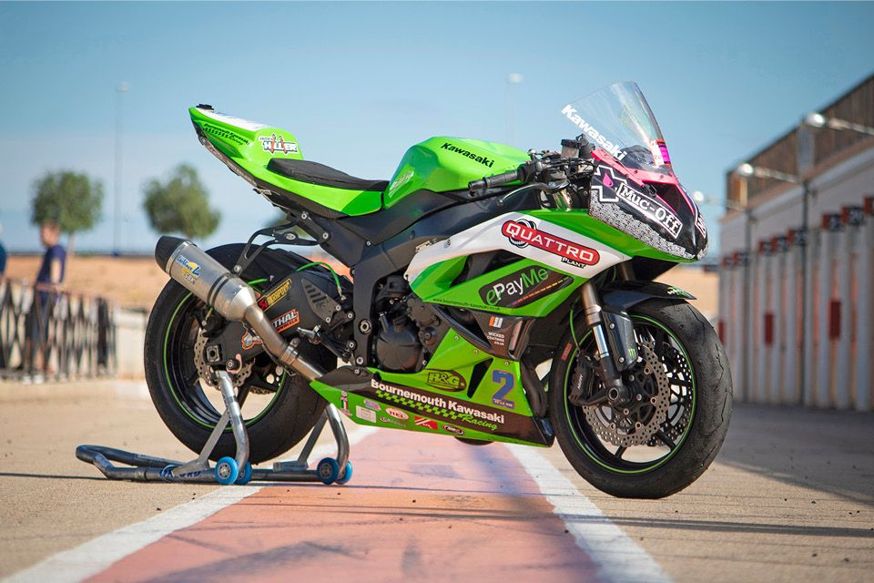 Motorbike Race and Track Fairings