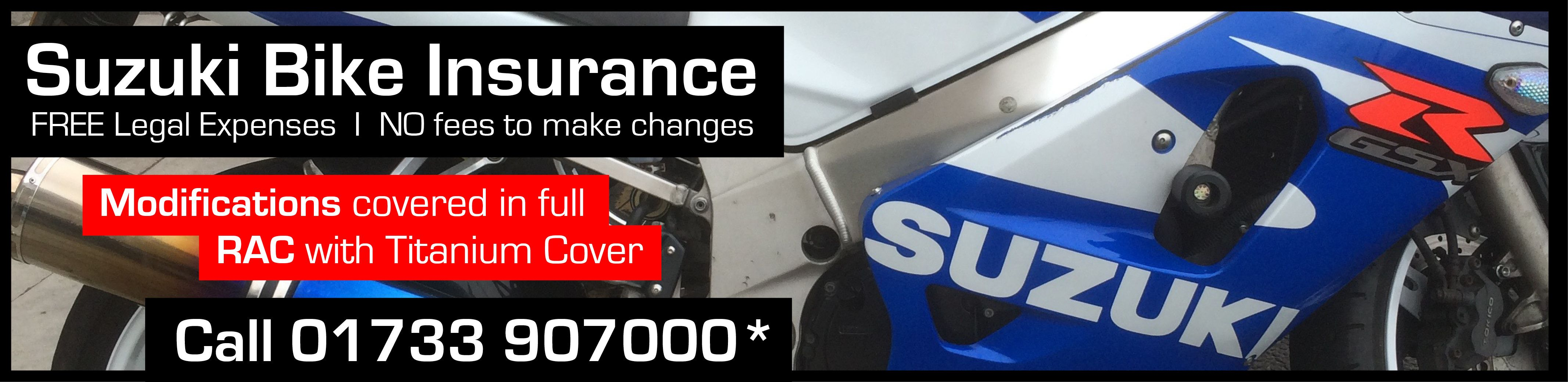 Suzuki-Bike-Insurance