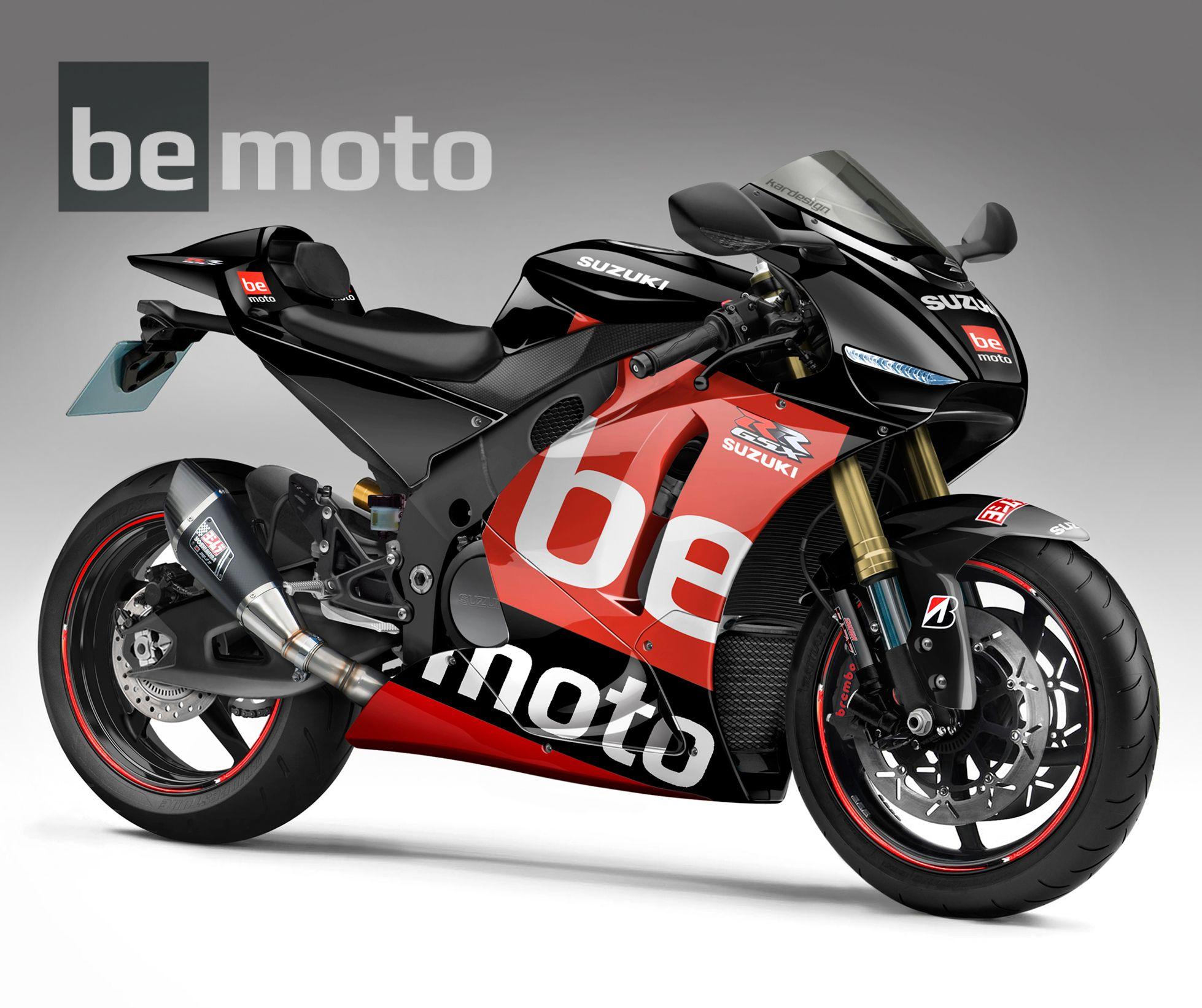 Suzuki GSX-R1000 Concept | BeMoto